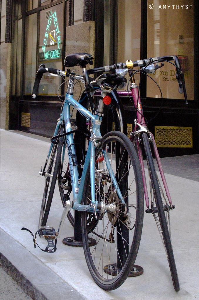 Boy Bike Girl Bike