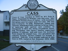Cass (The Ghostcop) Tags: county old railroad plants mountain west tree history fall colors beautiful forest train virginia town antique scenic engine logging rail tourist steam foliage wv rails locomotive cass pocahontas excursion geared bygone