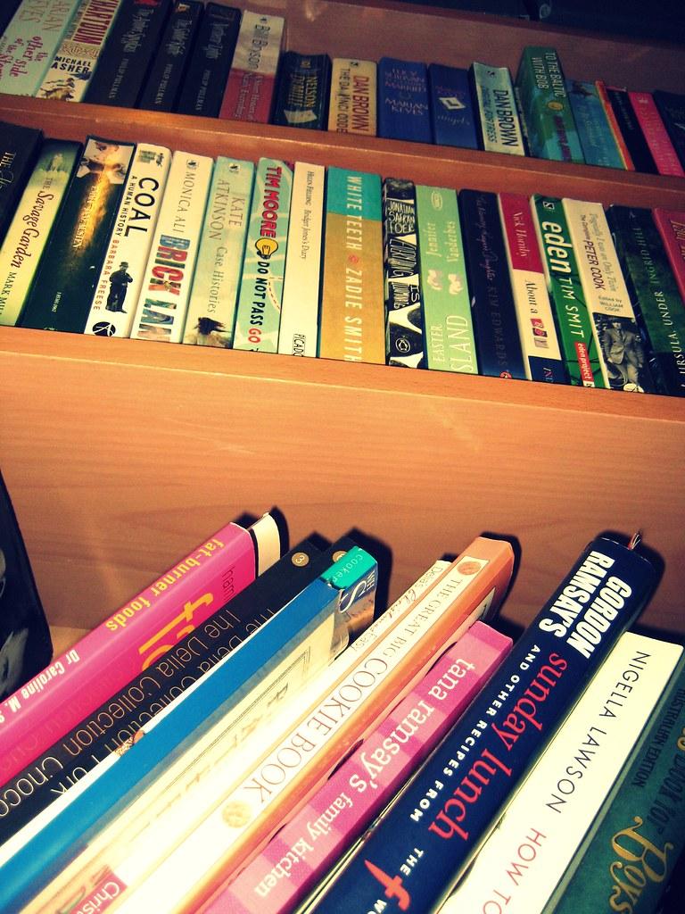 my bookshelf sh56