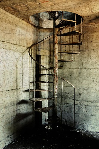 Staircase to hell