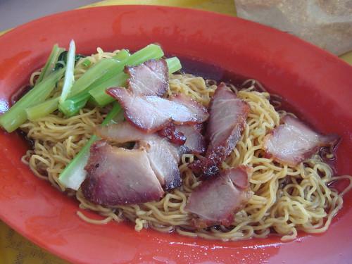 Wonton noodles@Ghim Moh FC