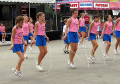 100 Things to see at the fair #73: jump rope team