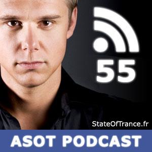 podcast asot 55