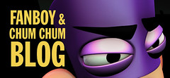 Fanboy & Chum Chum badge