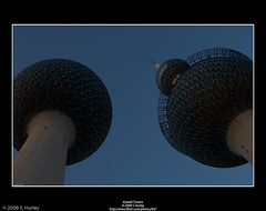 Kuwait Towers