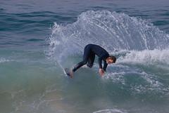 DSC_0911 (patronsaintjofro) Tags: beach skimboarding skim skimboard