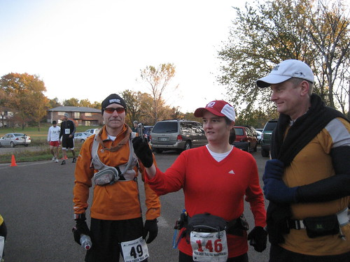 PreRace: Jim, Colleen2, Ben