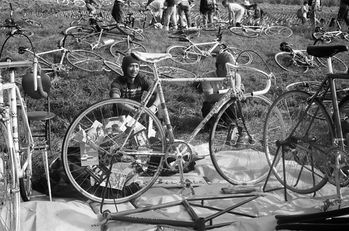 Sekido Bashi Bicycle Flea Market