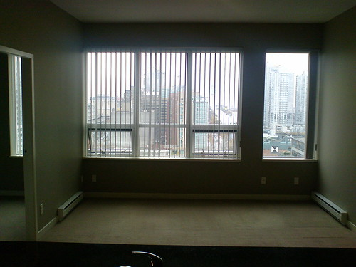 empty apartment