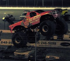 100 Things to see at the fair #85: Monster Truck show