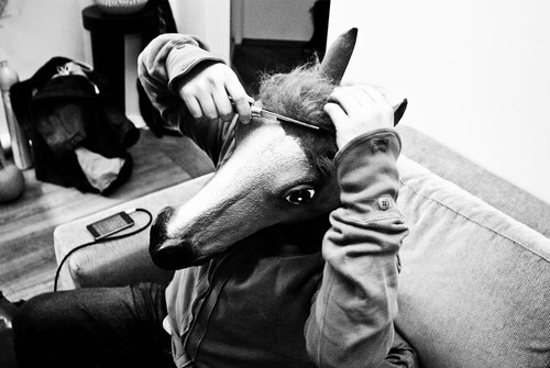 making of a horsehead classic -