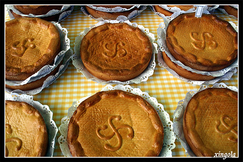 [Postrea] Gâteau basque - Euskal Pastela 2998615801_685ab80b2e