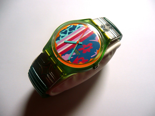 Swatch Flex Band Surgery by LauraMoncur from Flickr