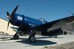 Palm Springs Air Museum (g_takeuchi) Tags: california history museum plane vintage airplane war aircraft aviation wwii airplanes palmsprings aeroplane worldwarii planes ww2 corsair historical 2008 warbirds goodyear warbird aeroplanes airmuseum worldwar2 fg1d