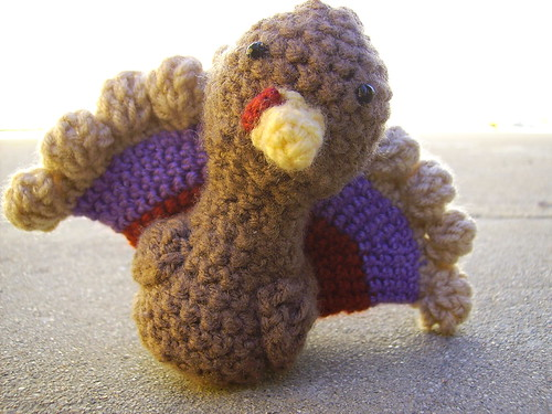 Turkey Amigurumi