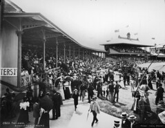 The Lawn, Association Ground (now Sydney Cricket Ground)