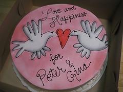 Peter and Gina