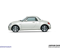 Daihatsu Copen (4) (NMSI) Tags: urban car japan square design kei vibrant future concept cells daihatsu aesthetic copen
