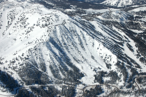 Mt. Rose chutes