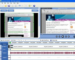 Camtasia HD Screencasting settings (foto door: PiAir (Old Skool))