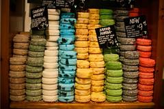 Soap Cakes (Chris Beauchamp) Tags: street toronto ontario color colour canon soap handmade queen lush xti weactuallydontallowphotographyinthestore copyrightchrisbeauchamp20072009