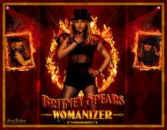 Britney Spears - Womanizer (Live at Bambi Awards 2008) (Jhess Armburo) Tags: york justin school girls friends light red party vanessa people