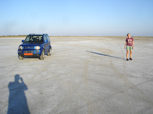 Cyprus salt lake