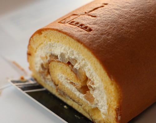 """""""GOKAN"""" roll cake"""