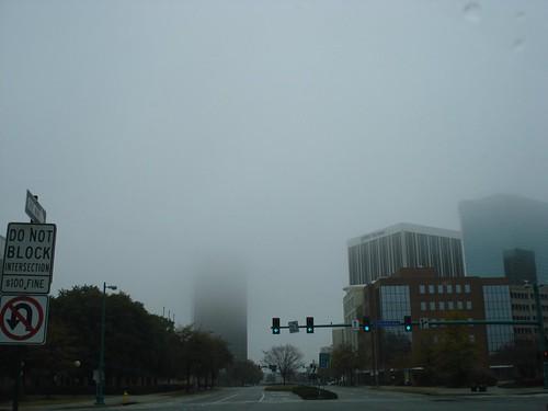 Norfolk fog