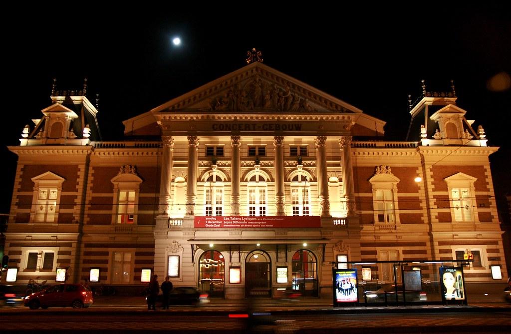The Concertgebouw!