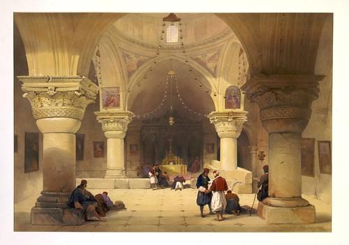 010-Cripta del Santo Sepulcro de Jerusalén