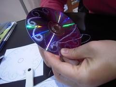 cd nakışı