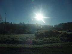 Sol de Invierno (nullien) Tags: ice sol nieve paisaje galicia frio hielo helada