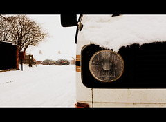 Going nowhere (Uncle Berty) Tags: uk england snow vw snowing t3 van berty camper brill bucks transporter facebook smalls t25 hp18 robfurminger