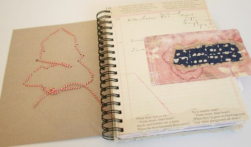 Patty Van Dorin & Her Art Journals