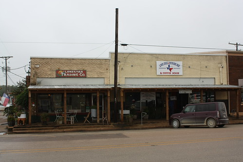 Franklin, TX Storefronts