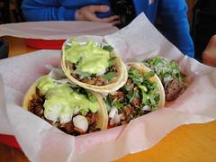 Tacos at Taqueria Tijuana