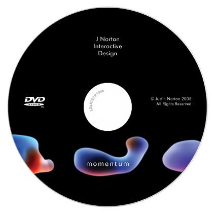 Momentum: DVD Cover