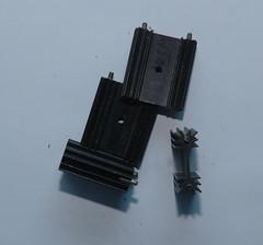 HSF hitam (hactux) Tags: heatsink hitam kecil to247 irfp