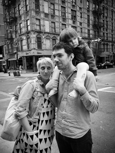 family portrait by aaron fineman