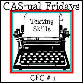 Cas-ualFridaysChallenge-CFC#1-textingskills