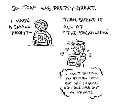 TCAF sketch