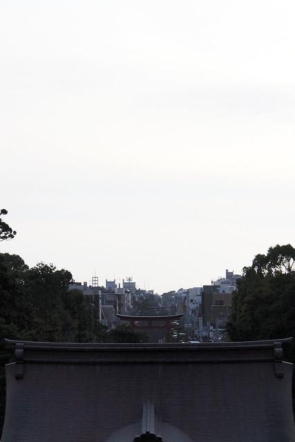 101128_145420_鎌倉_鶴岡八幡宮