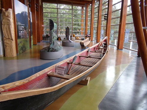 Squamish Lil'Wat Cultural Centre (Whistler, BC)