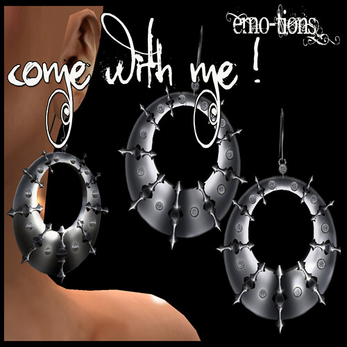 COMEWITHMEEarrings
