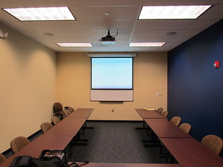 Classroom Technology at Queens University