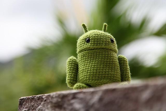 Google Android Amigurumi
