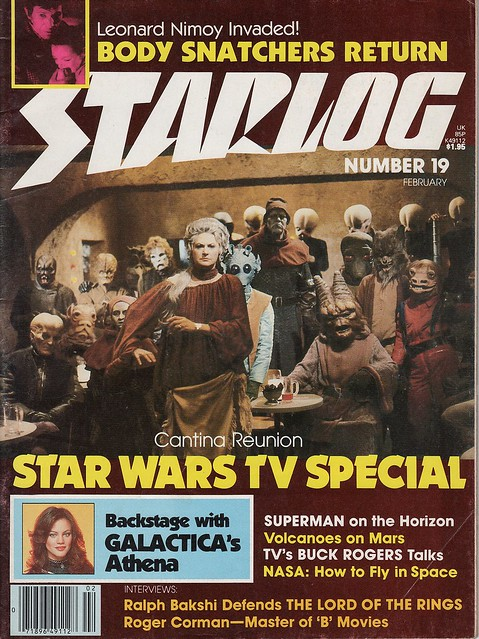 Starlog 19 cover