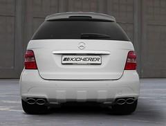 Kicherer ML 42 ICE kit - for the Mercedes ML