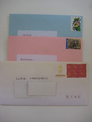 Outgoing Mail Feb 27th 2008